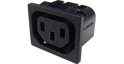 Conector IEC 60320 C13 Outlet